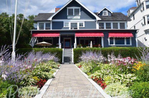 Cottage on Mackinac