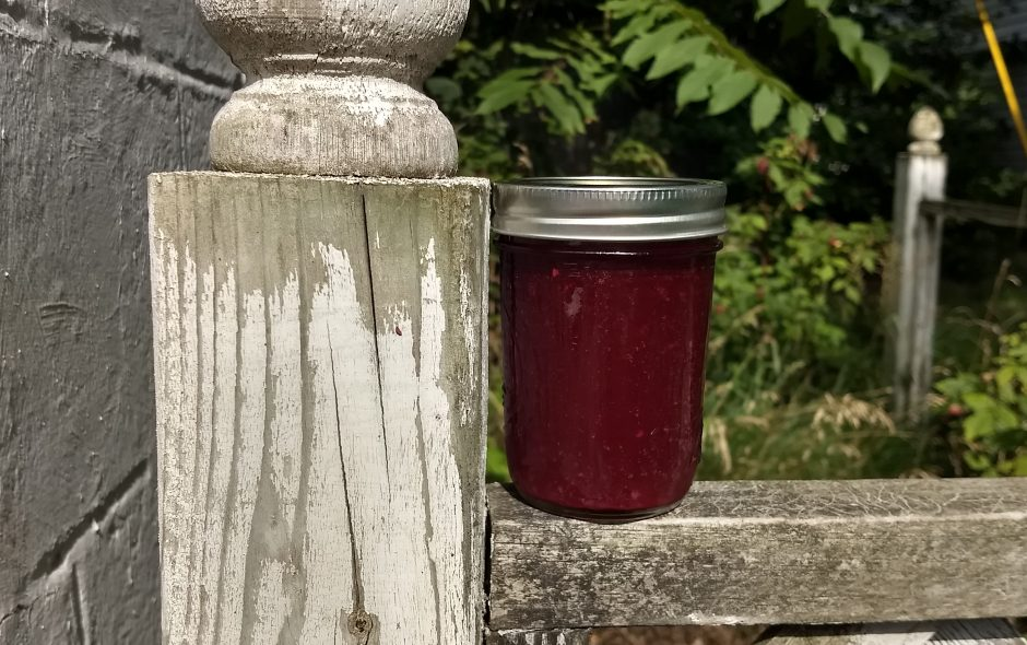 Delicious Disappointment: Homemade Jam with Flawed Fruit
